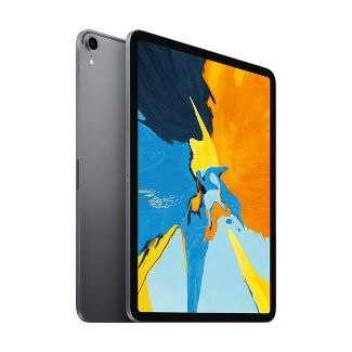 Apple iPad Pro 11-inch 64GB Wi-Fi Only (2018 Model, 3rd Generation, MTXN2LL/A) - Space Gray