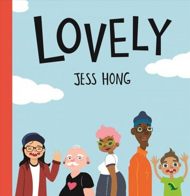 Lovely - by Jess Hong (Hardcover)
