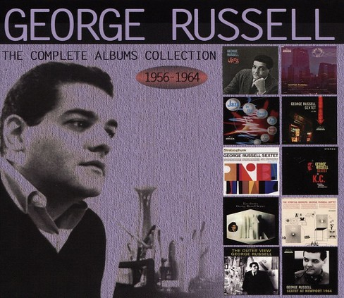 George russell - Complete albums collection:56-64 (CD) - image 1 of 1