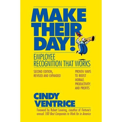 Make Their Day! - (BK Business) 2 Edition by  Cindy Ventrice (Paperback) - image 1 of 1