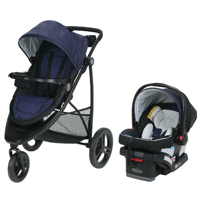Graco Modes 3 Essentials LX Travel System - Lark