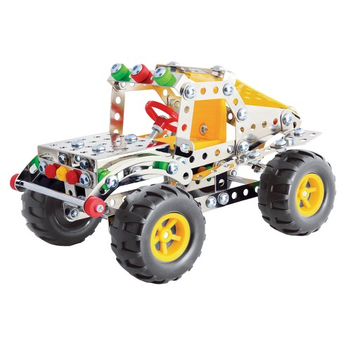 Steel Works Metal Dune Buggy Construction Set - image 1 of 1