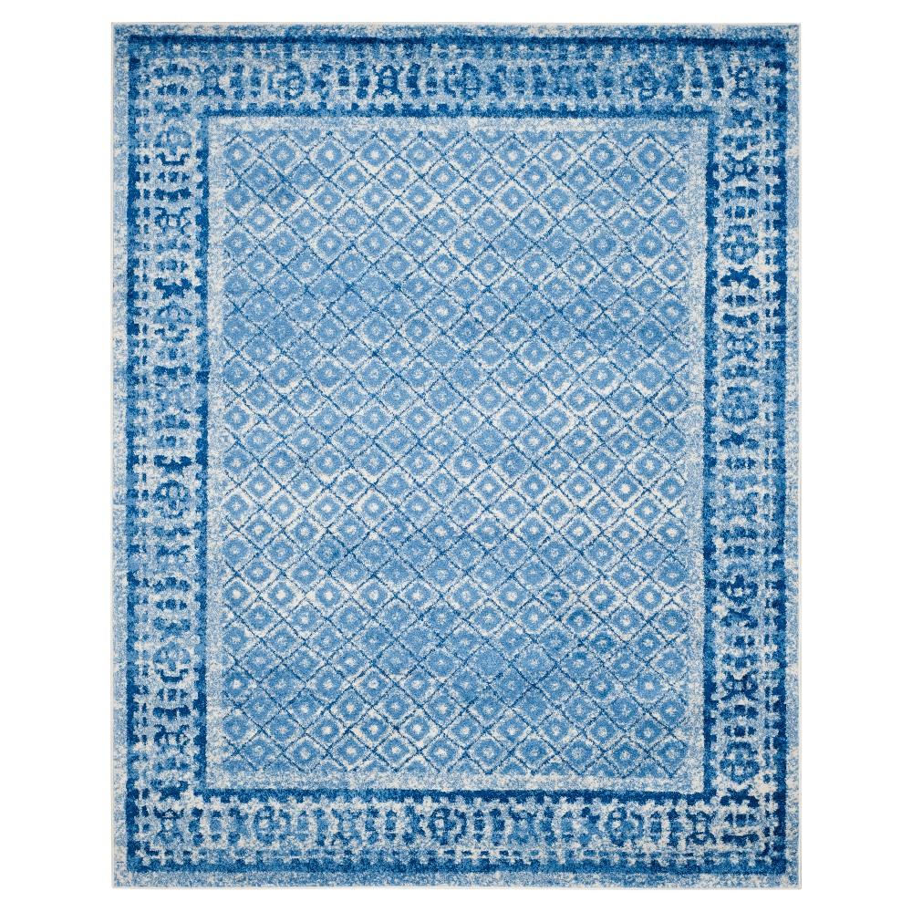 Remi Area Rug - Silver/Blue (8'x10') - Safavieh
