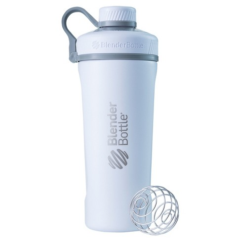 BlenderBottle® 26oz Stainless Steel Radian with Chug Lid - White - image 1 of 1