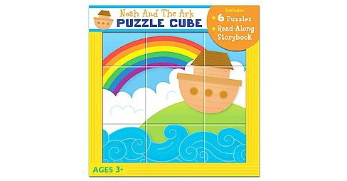 Noah's Ark Story Puzzle Cube (General merchandise) - image 1 of 1