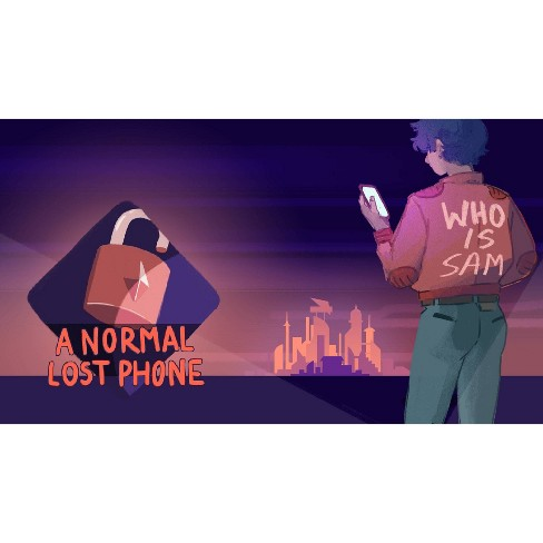 A Normal Lost Phone - Nintendo Switch (Digital) - image 1 of 4