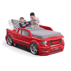 Step2 Turbocharged Twin Truck Bed