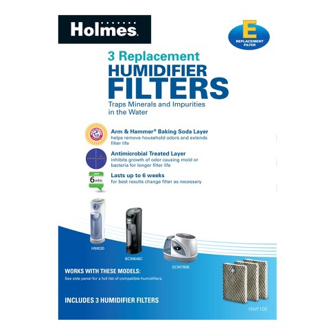 Holmes® E Humidifier Replacement Filter, HWF100 - image 1 of 2