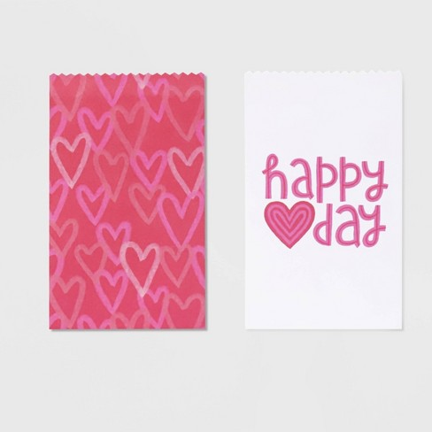 16ct Valentine's To-From Exchange Bags - Spritz™ - image 1 of 1