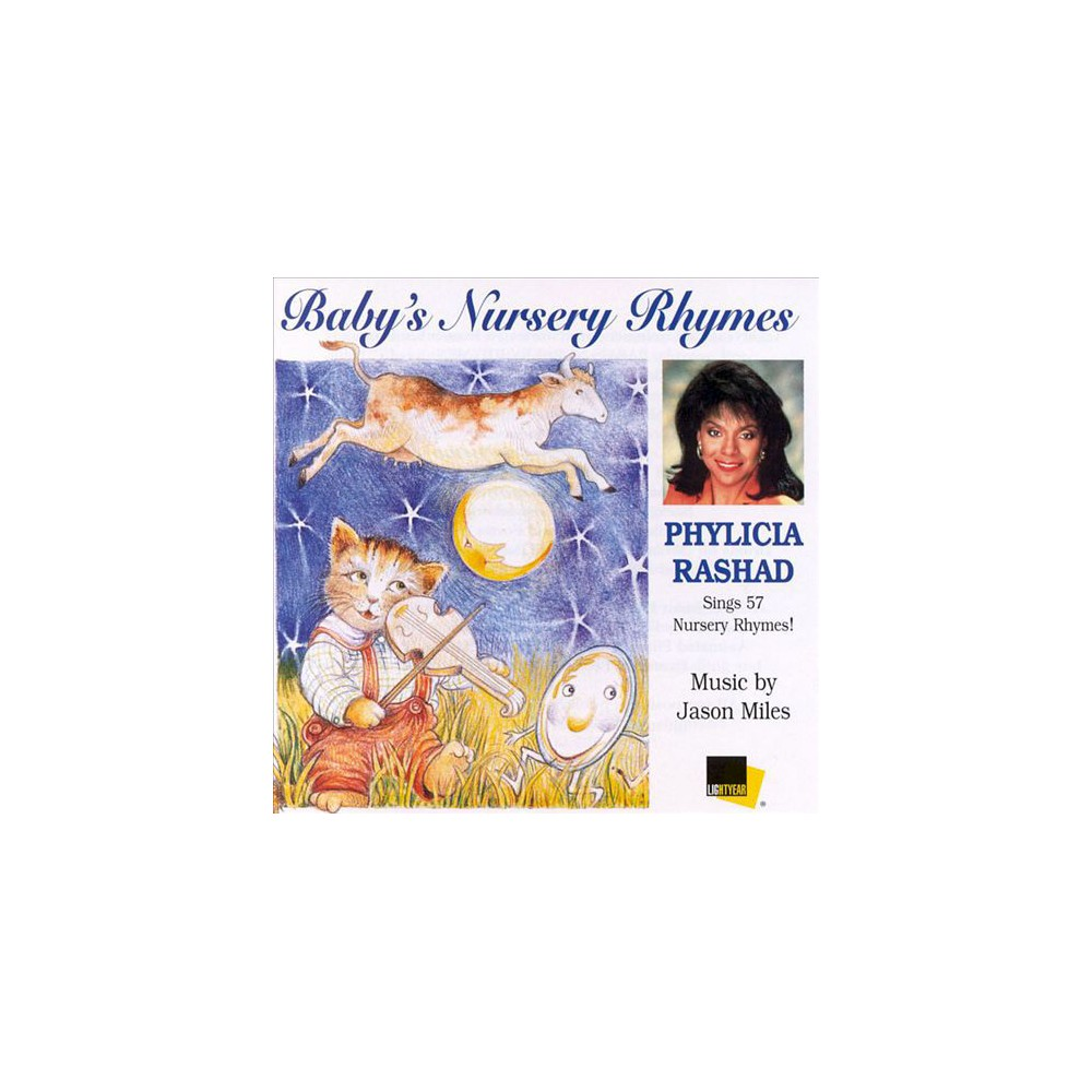 Stories To Remember - Baby's Nursery Rhymes (CD)