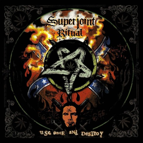 Superjoint Ritual - Use Once and Destroy (Vinyl) - image 1 of 1