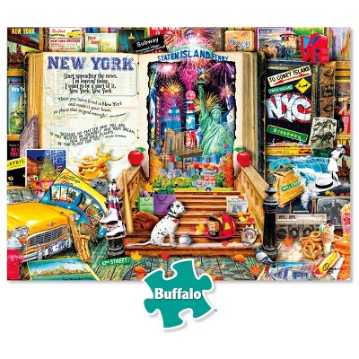 Life is an Open Book - NY 1000pc Puzzle