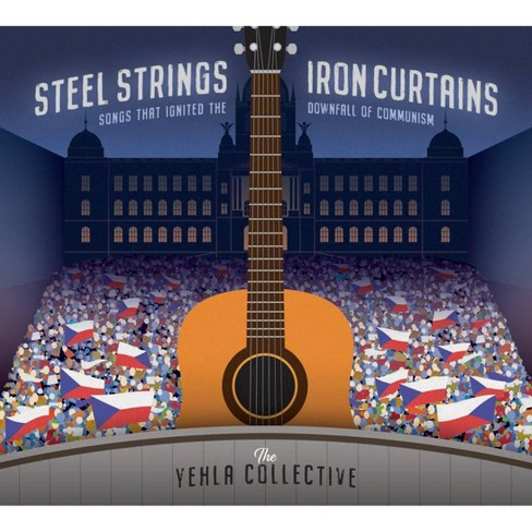 Yehla Collective - Steel Strings & Iron Curtains (CD) - image 1 of 1