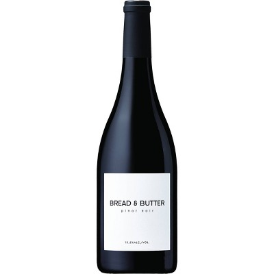 Bread & Butter Pinot Noir Red Wine - 750ml Bottle