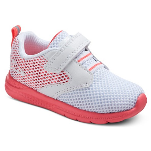 Toddler Girl's C9 Champion® Limit Performance Athletic Shoes - White 8 - image 1 of 1