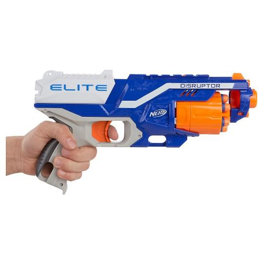 NERF N-Strike Elite Disruptor Blaster image number null