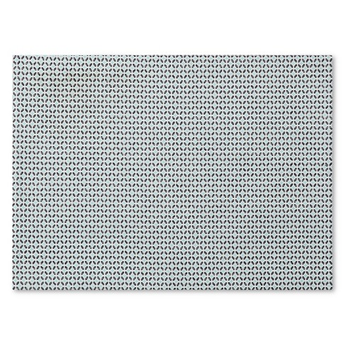 Blue Woven Placemat - Threshold™ - image 1 of 1