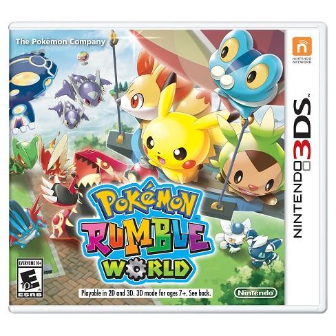 Pokmon Rumble World Nintendo 3DS - image 1 of 3