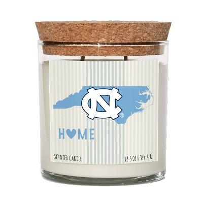 NCAA North Carolina Tar Heels Home State Candle