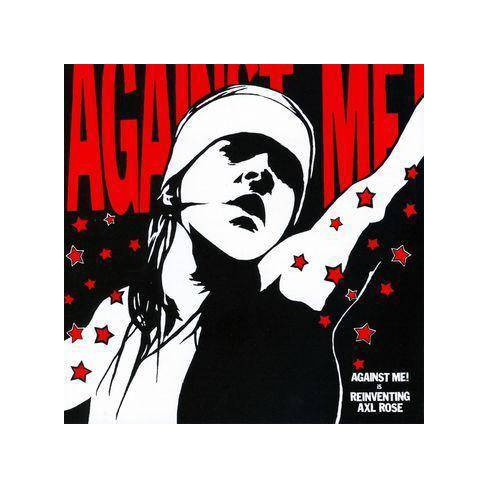 Against Me - Reinventing Axl Rose (CD) - image 1 of 1