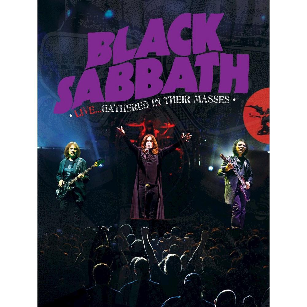 Black Sabbath Live:Gathered In Their (Dvd)