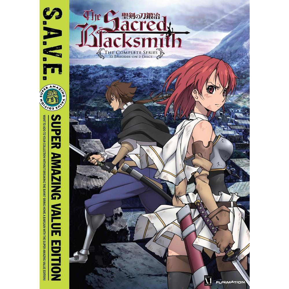 Sacred Blacksmith:Complete Box Set (Dvd)