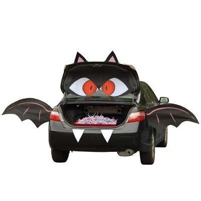 Bat Halloween Tricky Trunk Decor