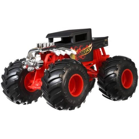 Hot Wheels Monster Trucks Bone Shaker Vehicle Target