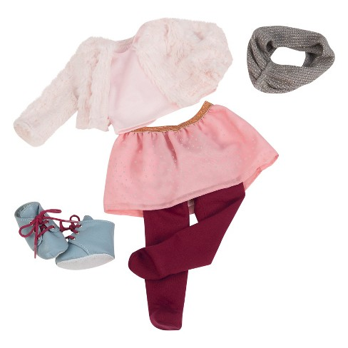 Our Generation® Deluxe Outfit - It's Snow Snuggly™ - image 1 of 4