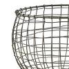 Split P Round Wire Basket - Gray - image 3 of 3