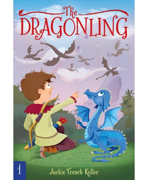 Dragonling -  Reprint (Dragonling) by Jackie French Koller (Paperback) - image 1 of 1