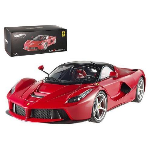 Ferrari Laferrari F70 Hybrid Elite Red 1 18 Diecast Car Model By Hotwheels Target