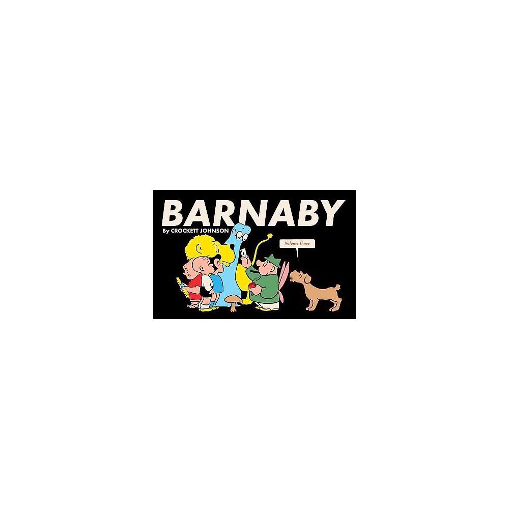 Barnaby : 1946-1947 (Vol 3) (Hardcover) (Crockett Johnson)