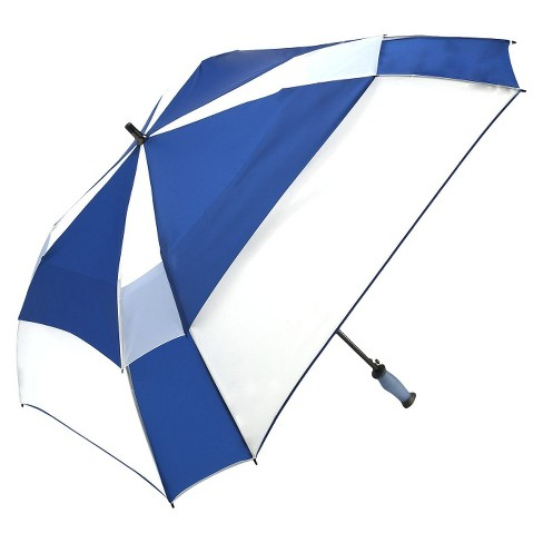 ShedRain Gellas Gel Filled Handle Wind Pro Golf Umbrella  - Royal Blue - image 1 of 1