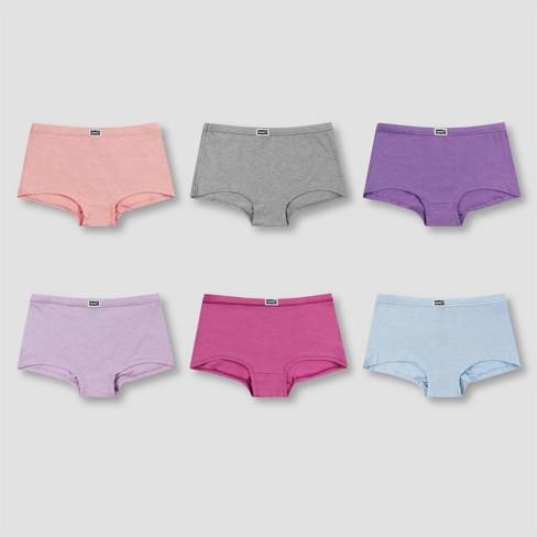 2e69748e69a0 Hanes Girls' 6pk Heritage Girl Shorts : Target