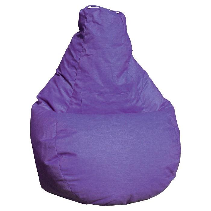 Bean Bag Chair Denim Look - Gold Medal - image 1 of 1