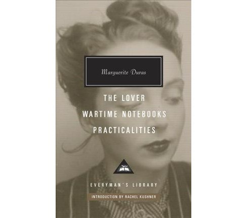 Lover, Wartime Notebooks, Practicalities (Hardcover) (Marguerite Duras) - image 1 of 1