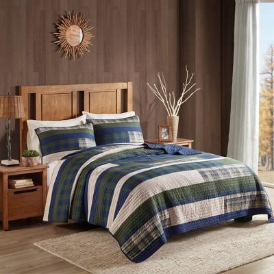 Spruce Hill Cotton Quilt Set