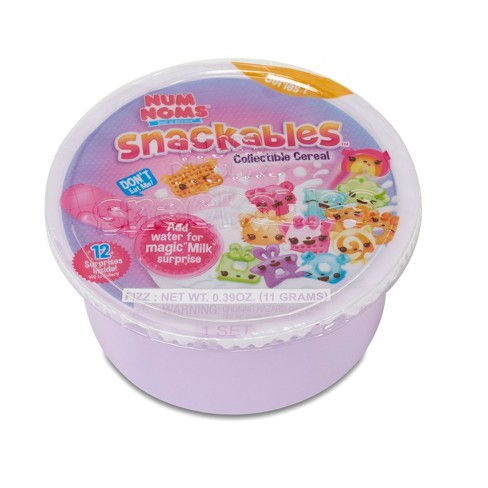 Num Noms Snackables Cereal Series 1-1 - image 1 of 3