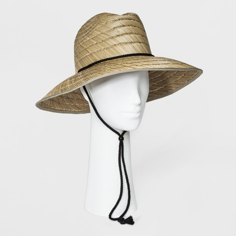 Women's Lifeguard Panama Hat - Tan - image 1 of 1