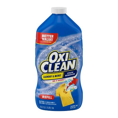 OxiClean Laundry Stain Remover Spray Refill - 56 fl oz