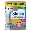 Similac Pro-Advance Non-GMO Infant Formula with Iron Powder - 30.8oz - image 2 of 4