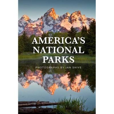 America's National Parks (Mini Book) - (Hardcover)