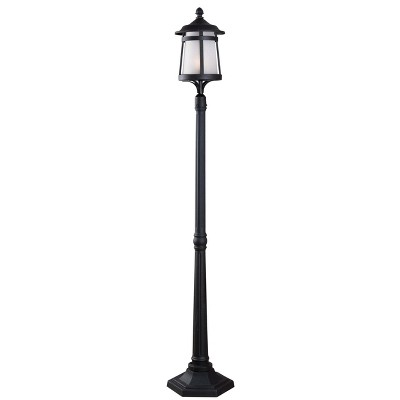 Outdoor Lantern Kenroy Black Aluminum