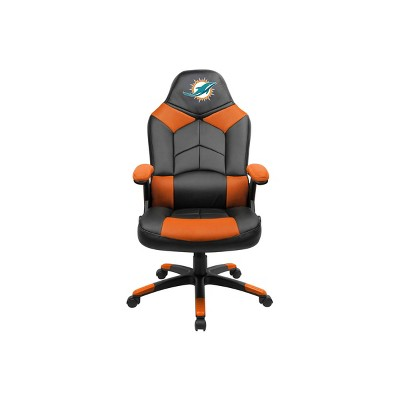 NFL Miami Dolphins Oversized Gaming Chair