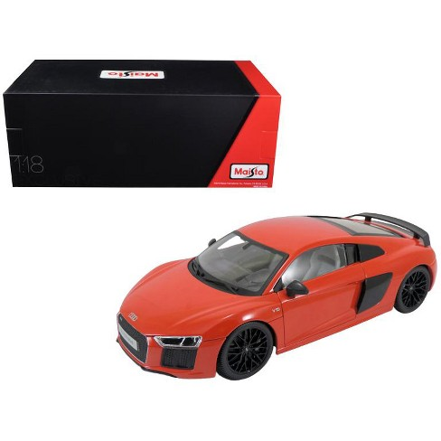 Audi R8 V10 Plus Red Exclusive Edition 1 18 Diecast Target