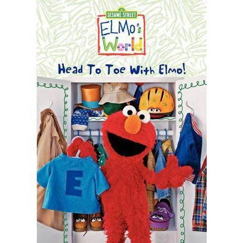 Elmo's World: Head To Toe With Elmo (DVD) - image 1 of 1