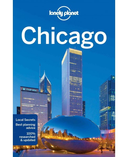 Lonely Planet Chicago (Paperback) (Karla Zimmerman) - image 1 of 1