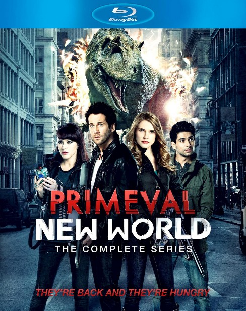 Primeval:New world complete series (Blu-ray) - image 1 of 1