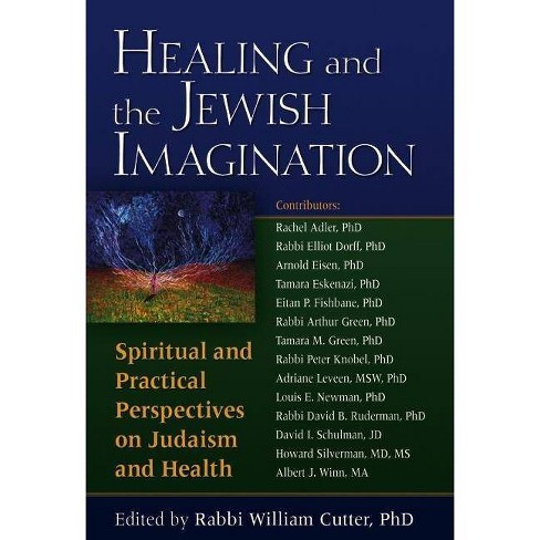 Healing and the Jewish Imagination - (Hardcover) - image 1 of 1